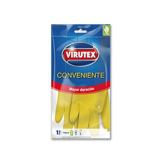 Guante Multiuso Conveniente Latex Talla L Virutex