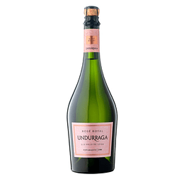 Espumante Rose Royal 750 Ml Undurraga