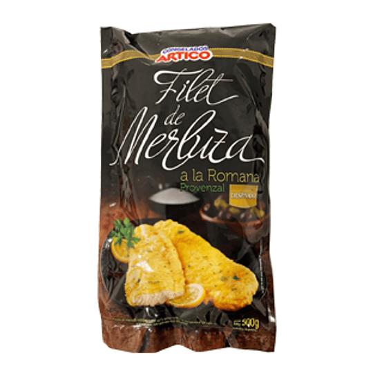 Milanesa Merluza Apanada 500 Gr