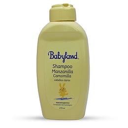 Shampoo de Manzanilla 270 Ml Babyland