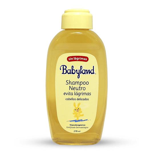 Shampoo Neutro Evita Lagrimas 270 Ml BabyLand