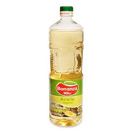 Aceite Vegetal 900 Cc Bonanza