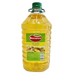 Aceite Vegetal Bidón 5 Lt Bonanza