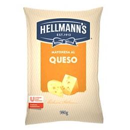 Salsa de Queso 980 Gr Hellmanns