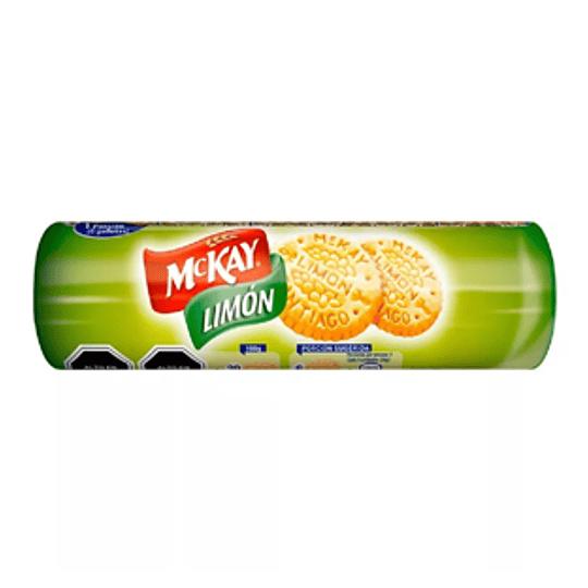 Galleta De Limon Unidad 150 Gr Mckay