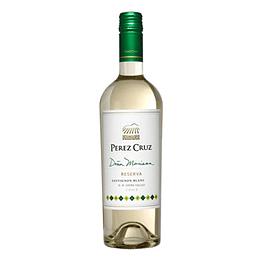 Vino Blanco Sauvignon Blanc Reserva 750 Ml Perez Cruz