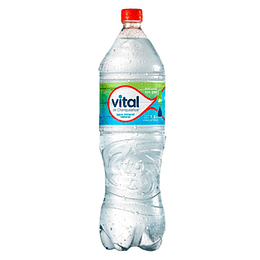 Agua Mineral Desechable S/Gas 1,6 Lt Vital
