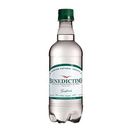 Agua Mineral Pet C/Gas 12 X 500 Ml Benedictino ($390 X Und)