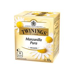 Infusion Manzanilla 10 Bols Twinings