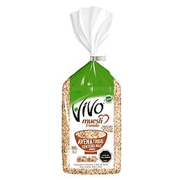 Muesli 5 Cereales 800 Gr Vivo
