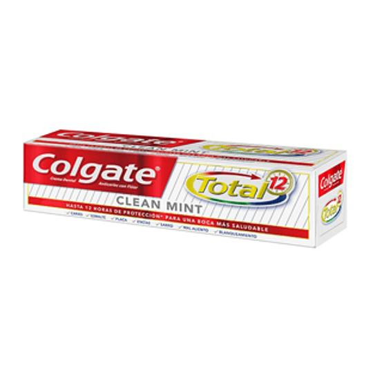 Pasta Dental Total Clean Mint 96 Gr Colgate