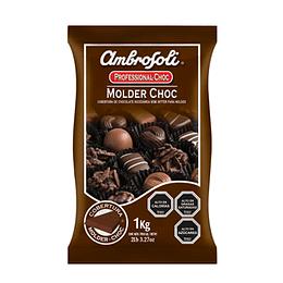 Cobertura Chocolate Molder Choc 1 Kg Ambrosoli