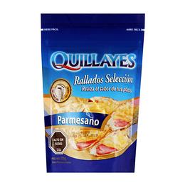 Queso Parmesano Rallado Seleccion 100 Gr Quillayes