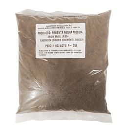 Pimienta Negra Molida 1 Kg