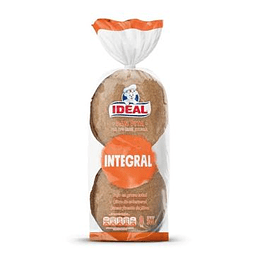 Pan de Pita Integral Pack 8 Unidades de 300 Gr Ideal