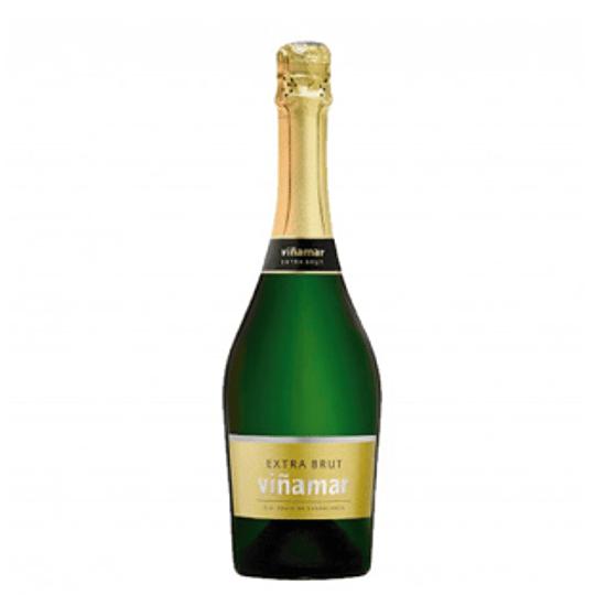 Espumante Extra Brut Botella 750 Ml Viñamar