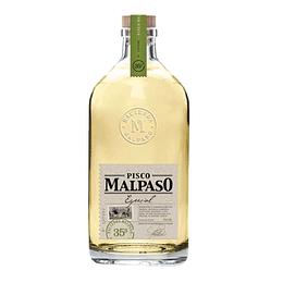 Pisco 35º Especial 750 Ml Malpaso