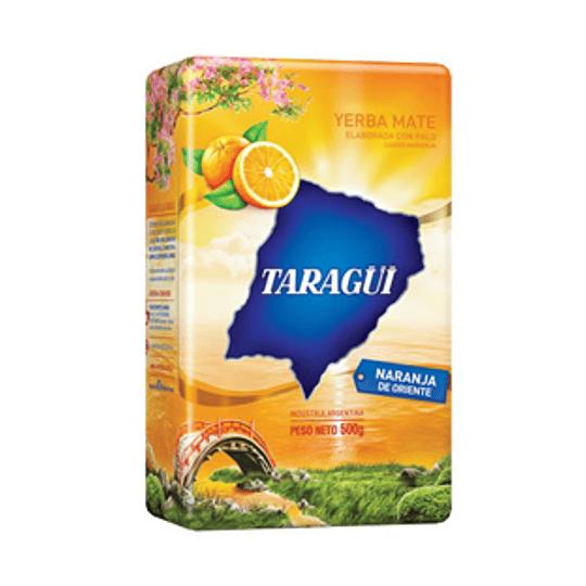 Yerba Mate Naranja 500 Gr Taragui