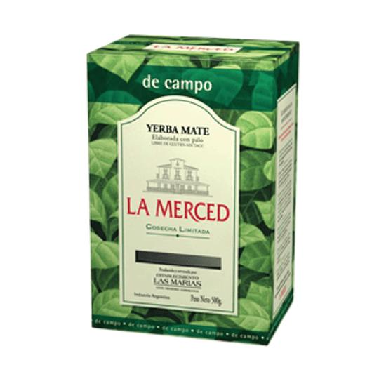 Yerba Mate 10 X 500 Gr La Merced
