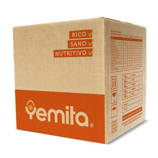 Huevo Blanco Caja 180 Unidades Yemita