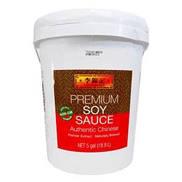 Salsa Soya Premium Balde 18.9 lts Lee Kum Kee