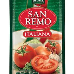 Salsa de Tomate Italiana 200 Gr San Remo
