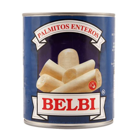 Palmitos Entero 400 Gr Belbi