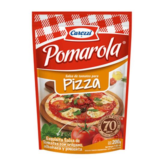 Salsa de Tomate Pizza Pomarola 200 Gr Carozzi