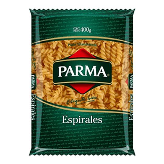 Fideos Espirales 400 Gr Parma