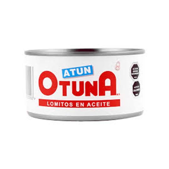 Atun Lomitos en Agua Lata 354 Gr Otuna