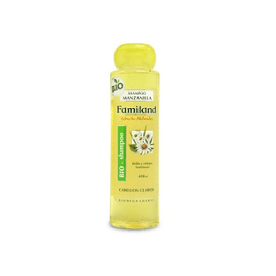 Shampoo de Manzanilla Bio 410 Ml Familand