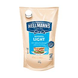 Mayonesa Light con Dosificador Unidad 950 Gr Hellmanns