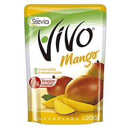 Mermelada Mango Unidad 200 Gr Vivo