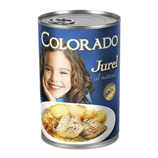 Jurel al Natural 425 Gr Colorado