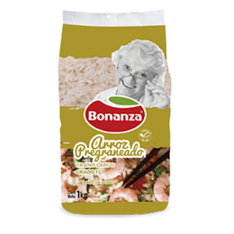 Arroz Pregraneado 1 Kg Bonanza