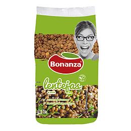 Lentejas 1 Kg Bonanza