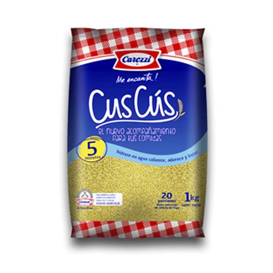 Cuscus 1 Kg Carozzi