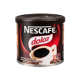 Cafe Dolca Lata 50 Gr Nescafe