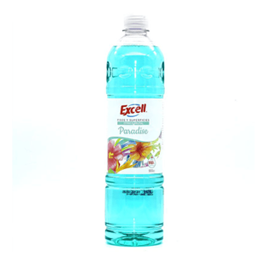 Limpiapisos Citrico Frutal 900 Ml Excell