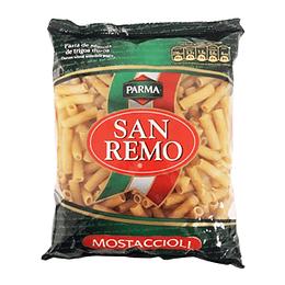Fideos Mostaccioli 400 Gr San Remo