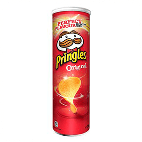 Pringles Papas Sabor Original 149 Gr