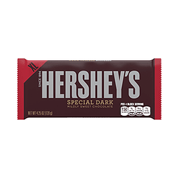 Hersheys Chocolate Special Dark XL Barra 120 Gr