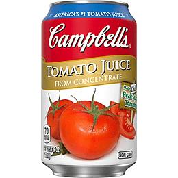 Jugo De Tomate 340 Cc Campbells