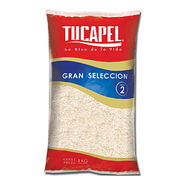 Arroz G2 Nacional Gran Seleccion 1 Kg Tucapel