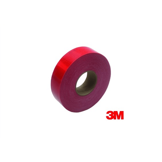 """2"""" Red Roll"""