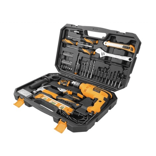 Suitcase with Tools (95 pcs)