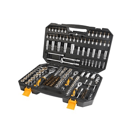 """1/2 """"and 3/8"""" Tool Case (175 pcs)"""