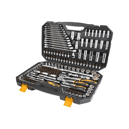 """1/2 """"and 3/8"""" Tool Case (216 pcs)"""