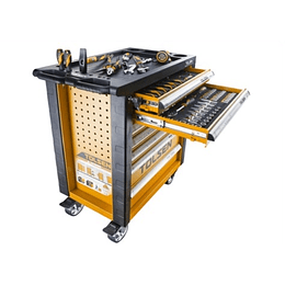 Trolley with Tools (179 pcs)