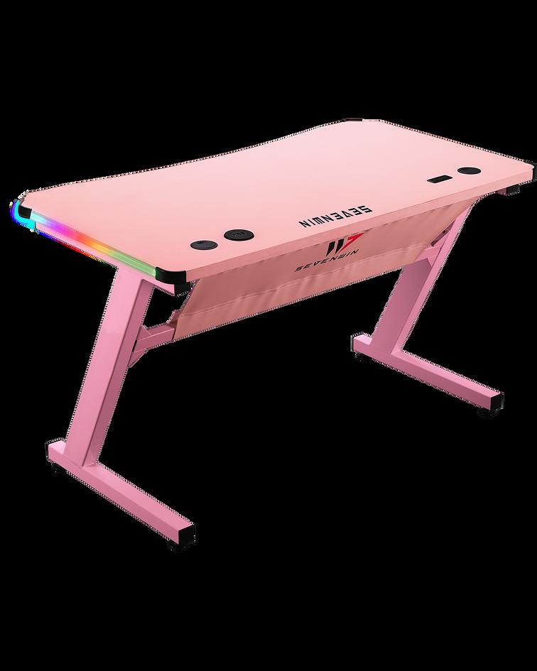 Escritorio Gamer Infinity Pink RGB